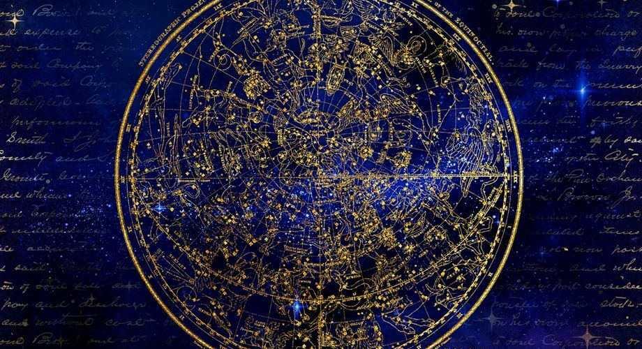 Astrologija prikazana na planeti