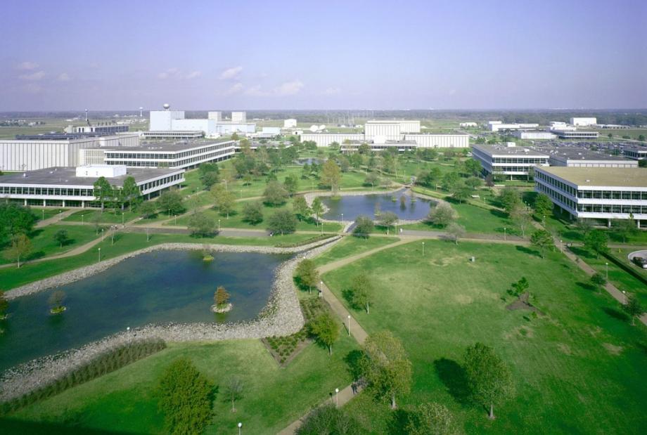Svemirski centar u Hjustonu