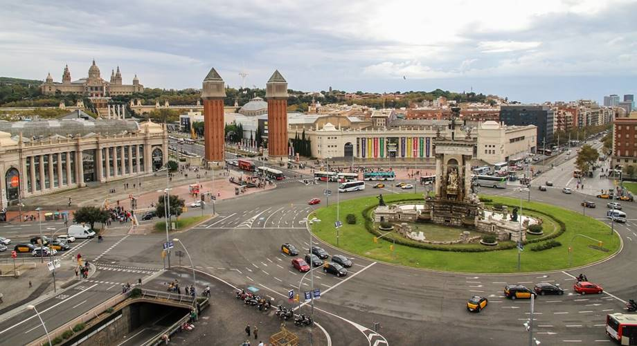 Gradski trg u Barseloni