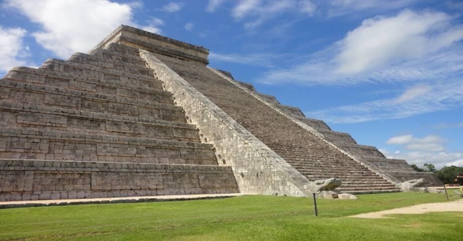 Piramida u Meksiku - arheološko nalazište Čičen Ica