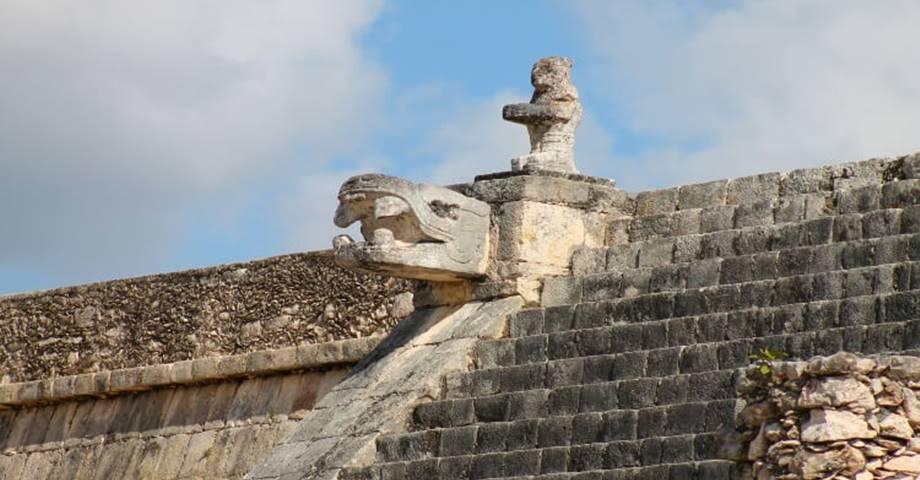 Čičen Ica nalazište u Meksiku