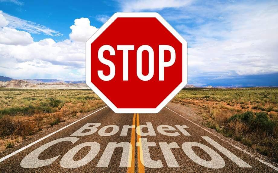 pregled na granici