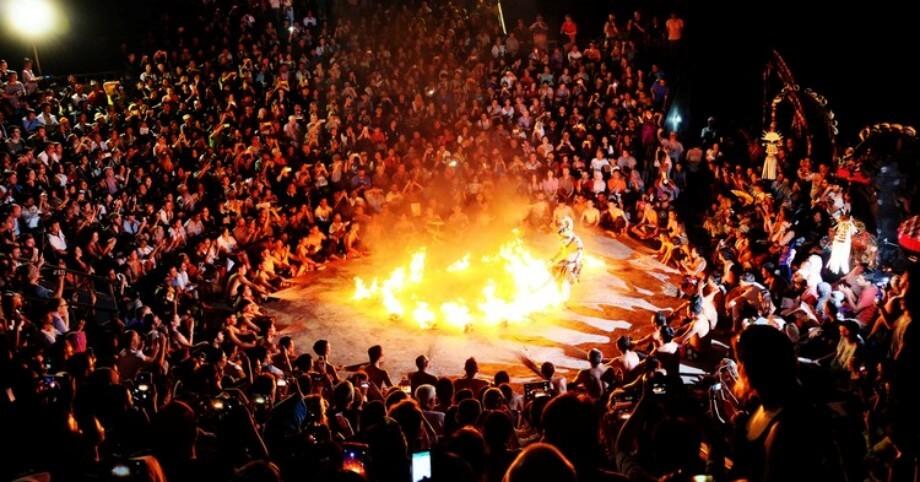 Atrakcije i zabava na Baliju