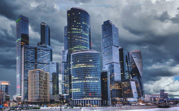 Moderne građevine u Moskvi