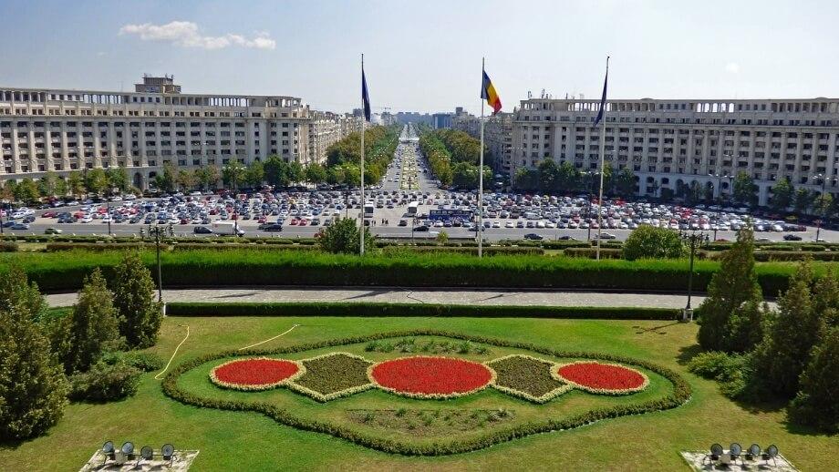 Gradski trg u Bukureštu