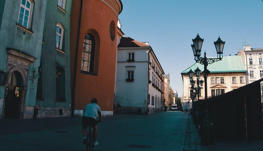 Vožnja biciklom kroz Krakov