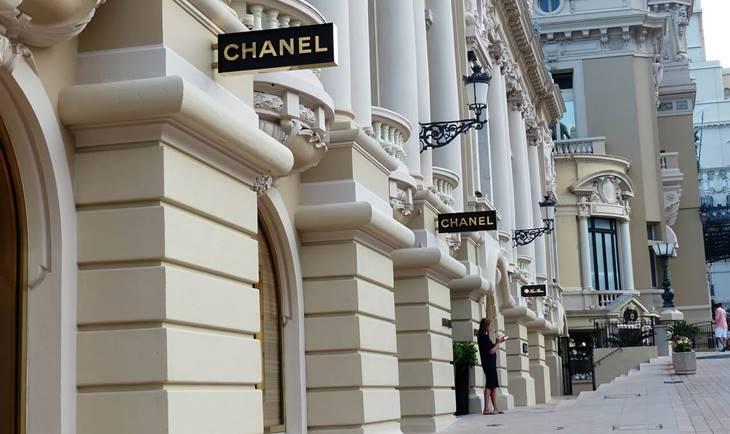 Luksuzne radnje u Monaku.