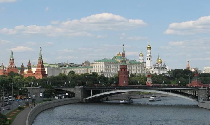 Fotografija mosta u Moskvi
