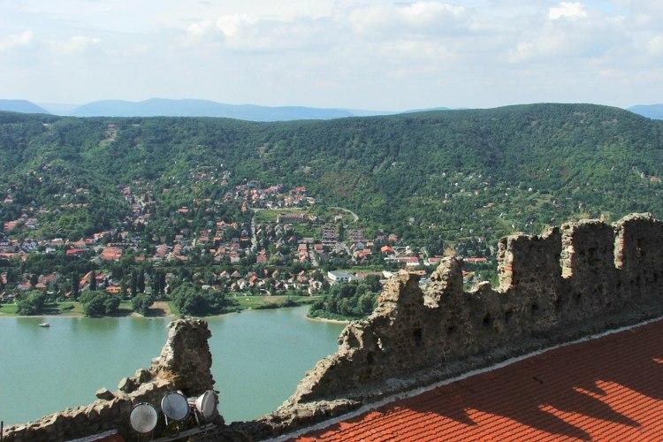 Panorama grada Višegrada