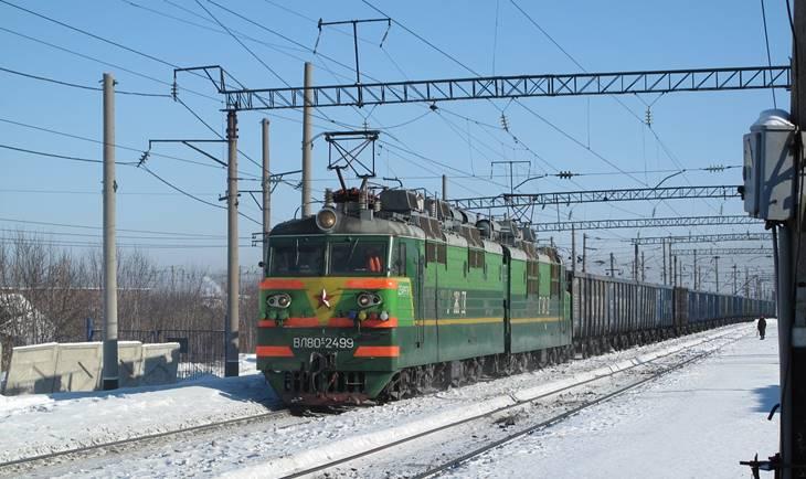 Zeleni voz transsibirske železnice