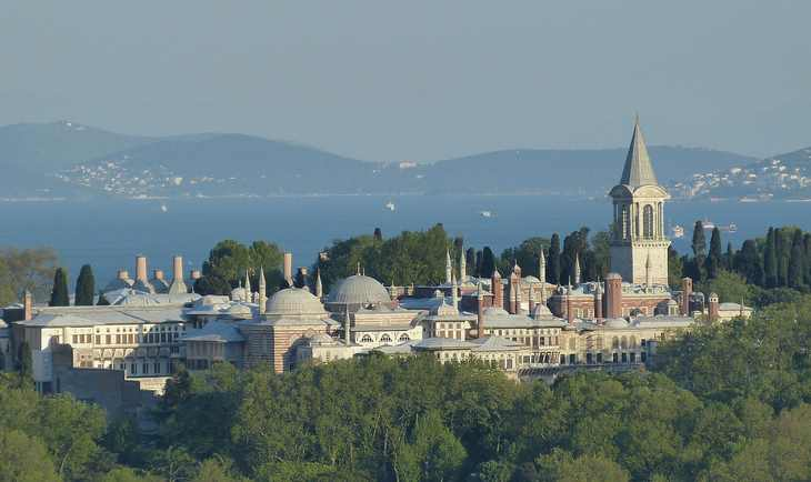 Palata u Istanbulu