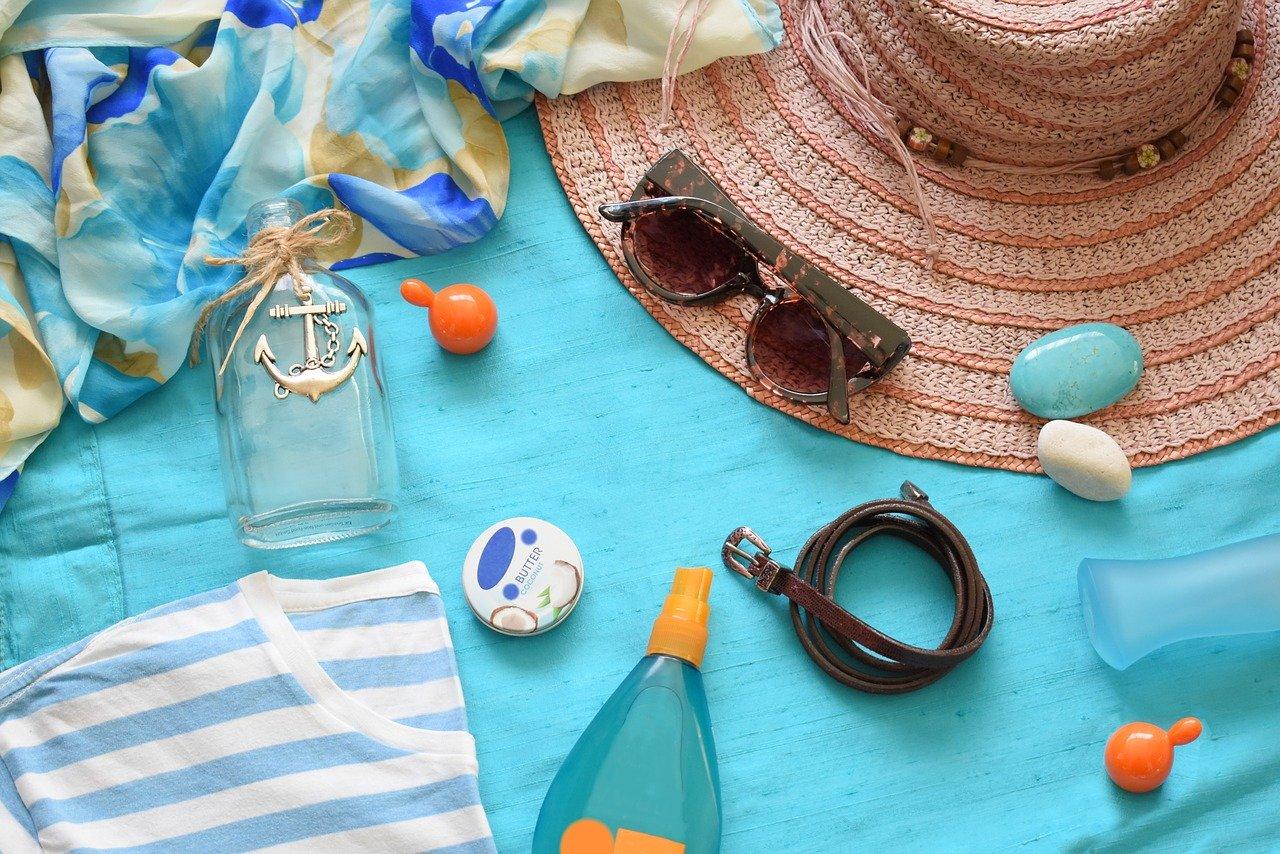 Stvari za plažu