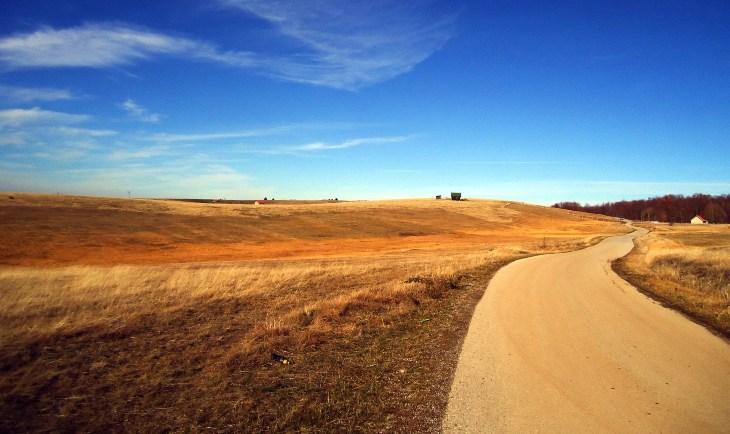 Put na Zlatiboru kroz proplanke